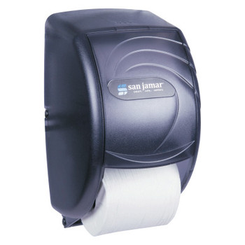 THE COLMAN GROUP, INC Duett Standard Bath Tissue Dispenser, Oceans, 7 1/2 x 7 x 12 3/4, Black Pearl (1 EA/EA)