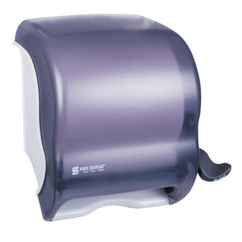 THE COLMAN GROUP, INC Element Lever Roll Towel Dispenser, Classic, Black, 12 1/2 x 8 1/2 x 12 3/4 (1 EA/EA)