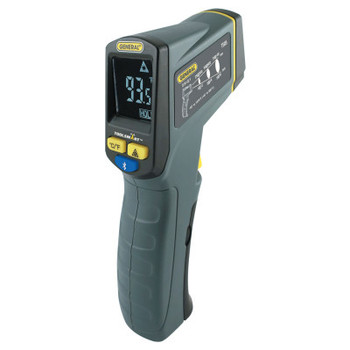 General Tools ToolSmart Bluetooth Connected Infrared Thermometer, -40F - 1076F (1 EA/CA)