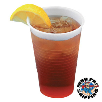 Boardwalk Translucent Plastic Cold Cups, 5 oz (2500 CA/EA)