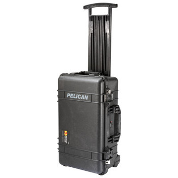 Pelican 1510 Protector Carry-On Cases, 0.96cu ft, 19.75 in x 11 in x 7.6 in, Black (1 EA/CT)