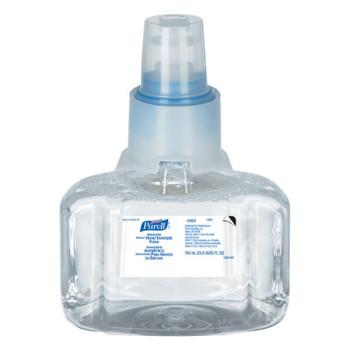 Gojo Advanced Instant Hand Sanitizer Foam, LTX-7, 700 ml Refill (3 CT/EA)