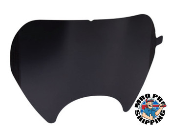 3M 6000 Series Half and Full Facepiece Accessories, Tinted Lens Cover (25 EA)