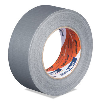 Shurtape PC 460 ShurGrip Utility Duct Tapes, 48 mm x 55 M x 6 mil, Silver (1 RL/EA)