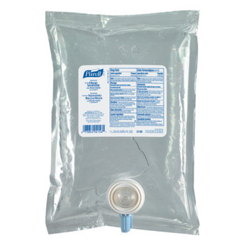 Gojo Advanced Instant Hand Sanitizer NXT Refill, 1000mL (4 CT/EA)