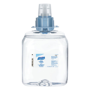 Gojo Advanced FMX-12 Foam Instant Hand Sanitizer Refill, w/Moisturizers, 1200mL (3 CT/EA)