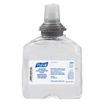Gojo Advanced TFX Gel Instant Hand Sanitizer Refill, 1200mL (4 CT/EA)