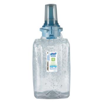 Gojo Advanced Green Certified Hand Sanitizer Gel Refill, 1200mL, FragFree (3 CT/EA)