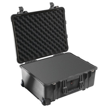 Pelican Protector Mobility Cases, 0.96cu ft, 23.55 in x 14.36 in x 10.62 in, Black (1 EA/EA)