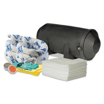 Brady Poly-Edge Mountable Spill Kits, Oil Only, 15 in x 19 in (1 KT/EA)