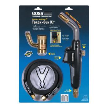 Goss Torch-Gun Kits, Turbine, Mapp Style Propylene Fuels, Propane (1 EA/EA)