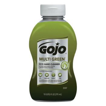 Gojo Multi Green ECO Hand Cleaner, Citrus, 10 oz Bottle (8 CA/EA)