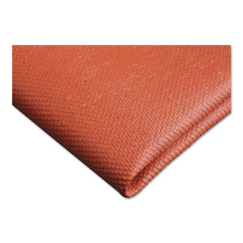 Best Welds Roll Goods, 40 in x 50 yd, Satin Weave Fiberglass, Red (50 RL/EA)