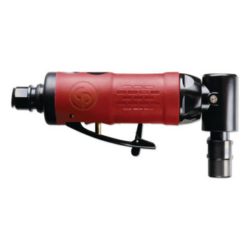 Chicago Pneumatic Angle Die Grinders, 1/4 in, 23,000 rpm, 0.3 hp (1 EA)