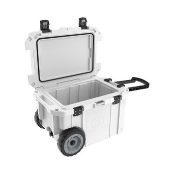 Pelican 45QW Elite Wheeled Coolers, 45 qt,  20 in x 29.66 in x 19.25 in, White (1 EA/EA)