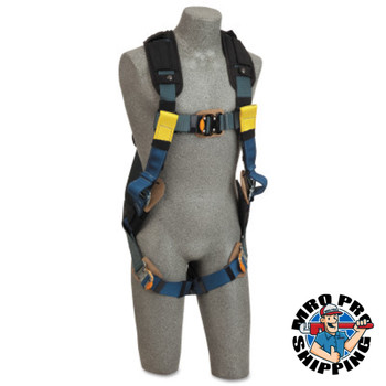 Capital Safety ExoFit XP Arc Flash Harnesses with Rescue Web Loops, Back D-Ring, 2X-Large (1 EA/EA)