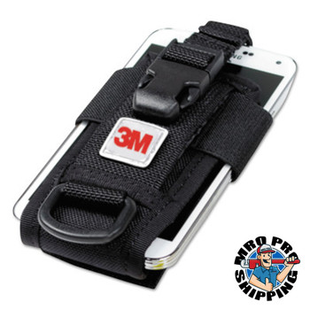 Capital Safety Adjustable Radio/Cell Phone Holsters, D-Ring/Clip to Loop Coil (1 EA/EA)