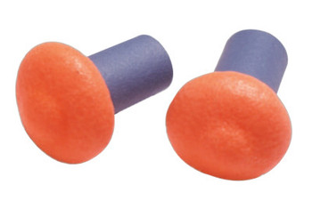 Honeywell Replacement Pods, For QB3HYG Semi-Aural Band, Orange (50 Pair)