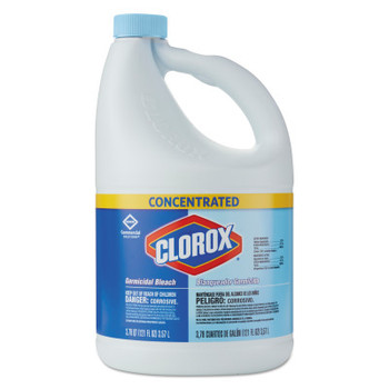 Clorox Ultra Clorox Germicidal Bleach, 121 oz Bottle (3 EA)