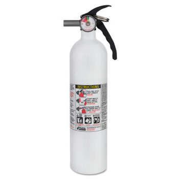 Kidde Mariner Fire Extinguishers, Class A, B and C Fires, 2 1/4 lb Cap. Wt. (1 EA/EA)