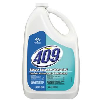 Clorox Formula 409 Cleaner Degreaser/Disinfectant, 1 Gallon Bottle (4 EA)