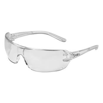 Honeywell SVP 300 Series Safety Eyewear, Clear Lens, Anti-Fog Coat, Clear Frame (10 BX/EA)