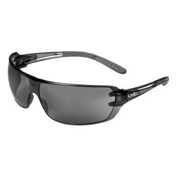 Honeywell SVP 300 Series Safety Eyewear, Gray Lens, Anti-Fog Coat, Gray Frame (10 BX/EA)