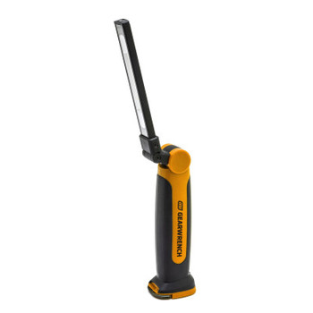 Apex Tool Group Professional 500 Lumen Ultra-Thin Flex-Head Work Lights, Yellow/Black (1 EA/EA)