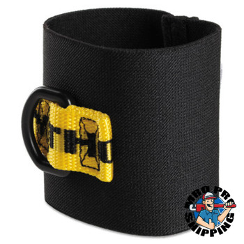 Capital Safety Pullaway Wristbands, D-Ring, 5 lb Cap., Large (1 EA/EA)