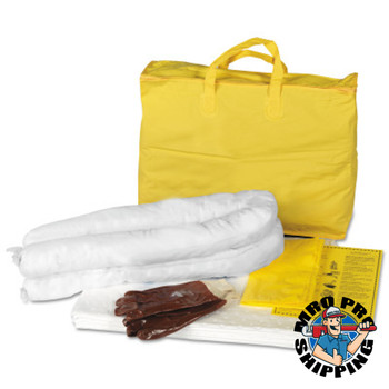 Anchor Products Economy Oil Only Portable Spill Kit, 3 gal Absorbency (1 KT/EA)