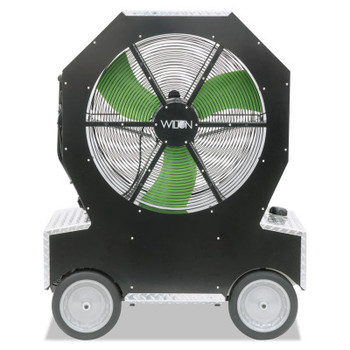 JPW Industries Cold Front Atomized Cooling Fans, Floor, Stand Alone, 0.5 hp, 1-Speed (1 EA/RL)