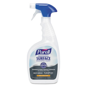 Gojo Professional Surface Disinfectants, 32 oz Bottle, Citrus (6 CA/CA)