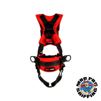 Capital Safety Positioning Harnesses, D-Ring, Medium/Large, Comfort Positioning Harness (1 EA/CS)