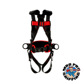 Capital Safety Positioning Harnesses, D-Ring, Small, Tongue Buckle, Positioning Harness (1 EA/CA)