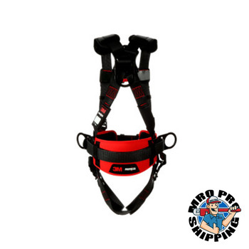 Capital Safety Positioning Harnesses, D-Ring, Medium/Large, Positioning Harness (1 EA/PA)