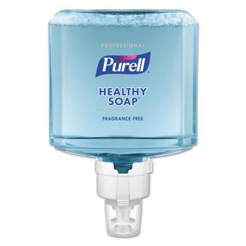 Gojo Professional HEALTHY SOAP Mild Foam ES8 Refill, Fragrance-Free, 1200 mL (2 CA/CA)