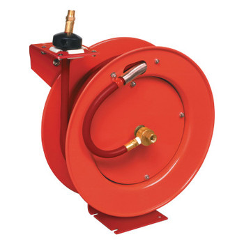 Lincoln Industrial Hose Reels for Air and Water Models 83753 and 83754, Series B, 1/2 in, 50 ft (1 EA/EA)