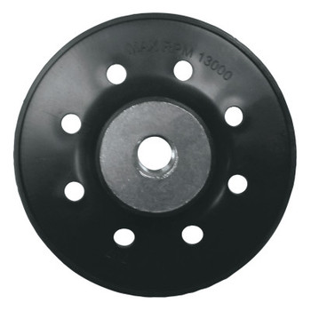 Anchor Products Heavy Duty Back-up Pad, 4 1/2 X 5/8, 12,000 rpm (10 BX/EA)