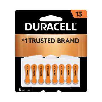 Duracell Button Cell Lithium Battery, #13 (288 CA/CS)