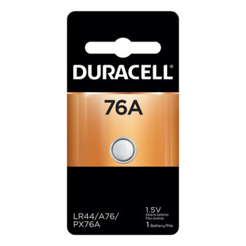 Duracell Alkaline Medical Battery, 76/675, 1.5V (36 EA/CTN)