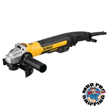DeWalt Brushless Small Angle Grinders, Rat Tails with Kickback Brakes, Trigger (1 EA/EA)