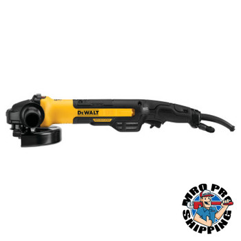 DeWalt Brushless Small Angle Grinder, Rat Tail, with Kickback Brake, No Lock, 7 in (1 EA/EA)