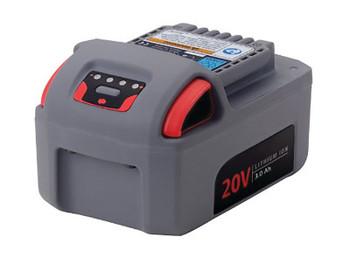 Ingersoll Rand IQV20 Series Lithium-Ion Battery, 20V, 3.0 Ah, Lithium-Ion (1 EA/EA)