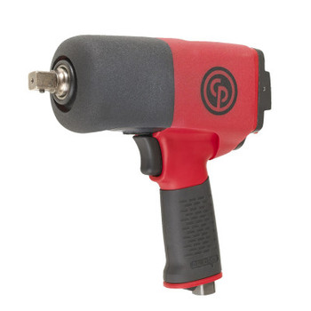 Chicago Pneumatic 1/2 in Drive Impact Wrenches, 110ft.lb - 553ft.lb, Pin Retainer Retainer (1 EA/CTN)