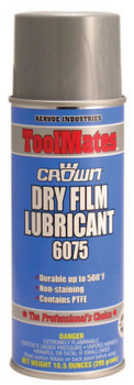 Aervoe Industries Dry Film Lubricants, 16 oz Aerosol Can (12 CAN)