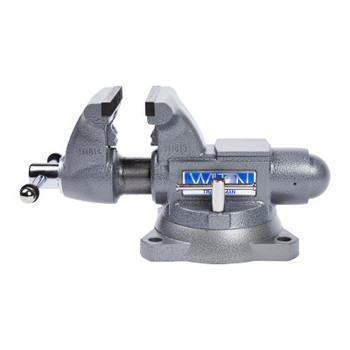 JPW Industries Tradesman 1755 Vise, 5-1/2 in Jaw Width, 3-3/4 in Throat Depth, 360 Swivel (1 EA/EA)