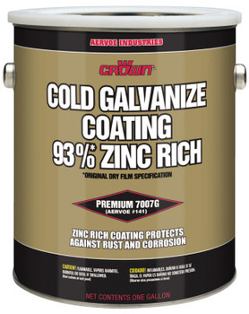Aervoe Industries Cold Galvanizing Compound, 1 Gallon Can (1 GA)