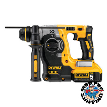 Stanley Products XR Brushless SDS Plus Rotary Hammer Kits, 1 in Drive, 1,100 rpm, 20 V (1 EA/EA)