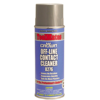 Aervoe Industries Off-Line Contact Cleaners, 10.9 oz Aerosol Can (12 CAN)
