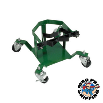 Anthony Cylinder Stands, with Wheels, 12 in x 18 in x 18 in, 9 1/2 in Diam Max (1 EA/CA)
